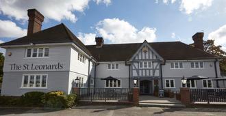 St Leonard's Hotel by Greene King Inns - Ringwood