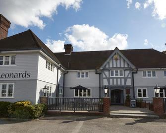 St Leonard's Hotel By Greene King Inns - Ringwood - Gebäude