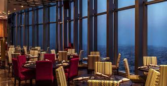 Sofitel Dubai Downtown - דובאי - מסעדה