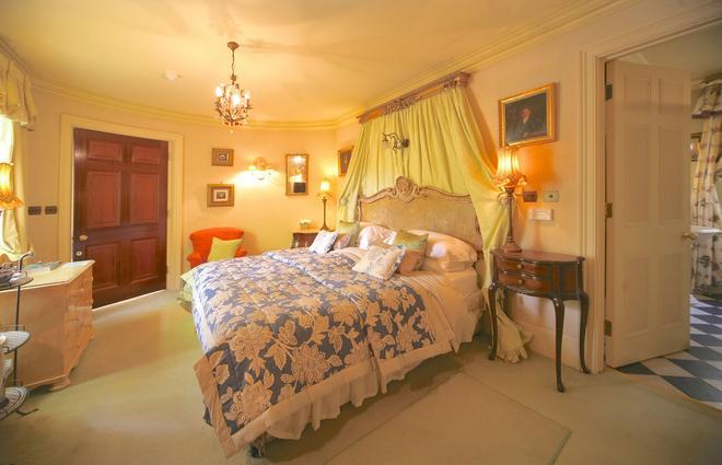 Queen Charlottes Orangery - Bath - Bedroom