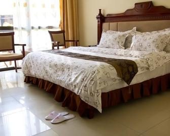 Mika Convention Center Meanwood - Lusaka - Bedroom