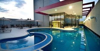 Radisson Hotel Maiorana Belem - Belém - Svømmebasseng