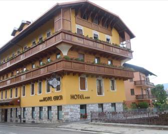 Relax Hotel Erica - Asiago - Building