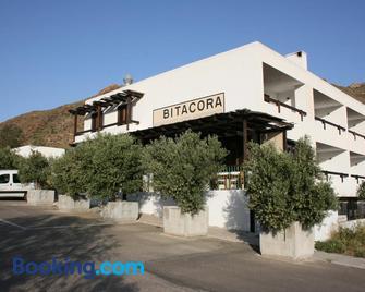 Bitacora - Las Negras - Gebäude