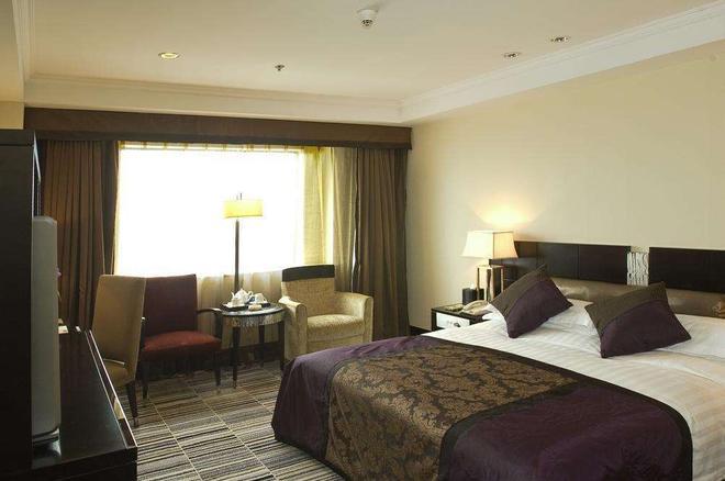 Hotel New Otani Chang Fu Gong - Peking - Makuuhuone