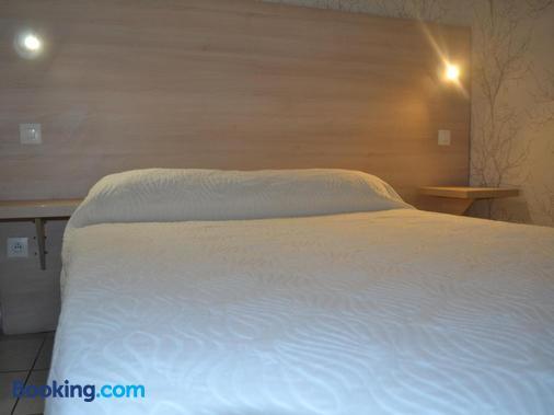 Hôtel Concorde - Nimes - Bedroom