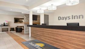 Days Inn Montreal East - Montreal - Front desk
