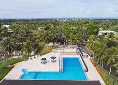 太平洋棕櫚渡假村 - 思書浦 - 游泳池