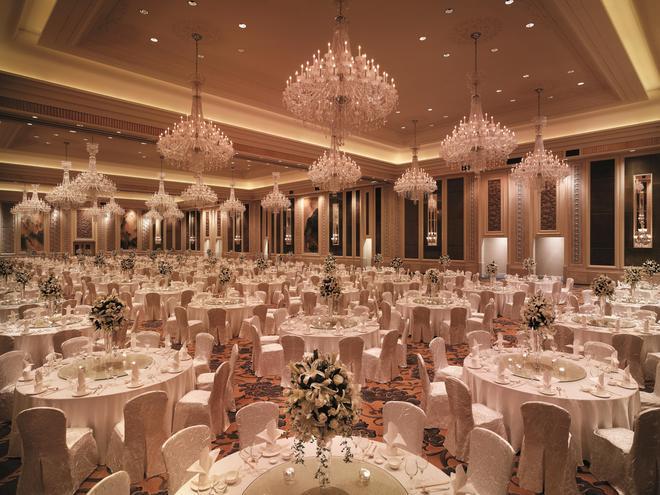 桂林香格里拉酒店 - 桂林 - 宴會廳