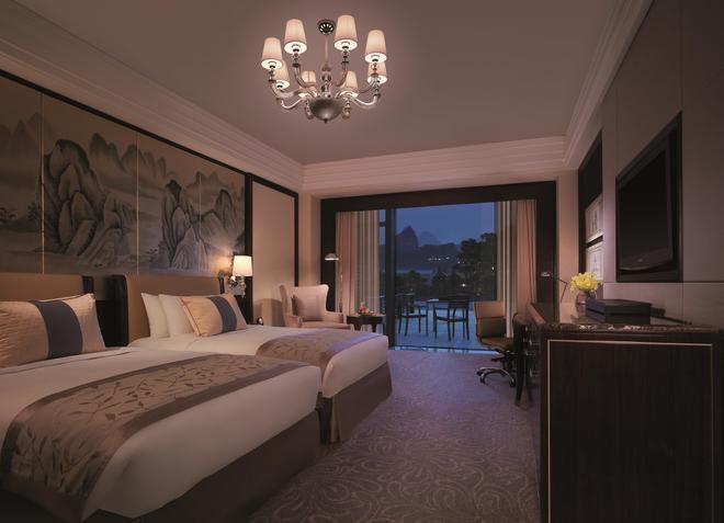 桂林香格里拉酒店 - 桂林 - 臥室