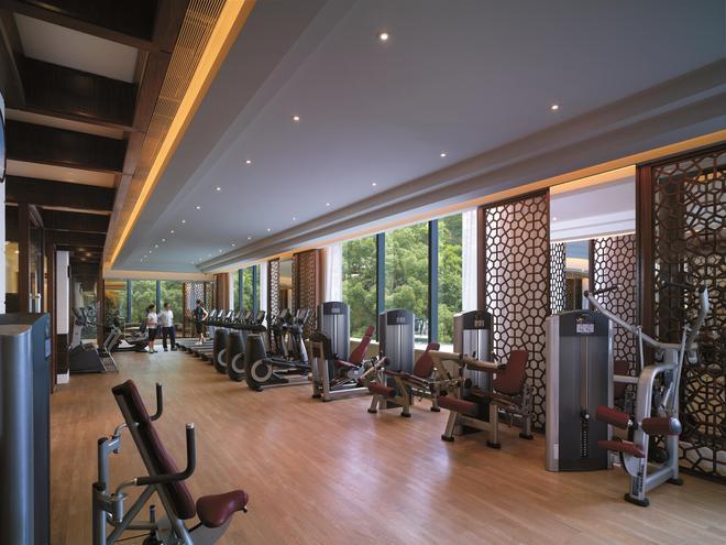 桂林香格里拉酒店 - 桂林 - 健身房