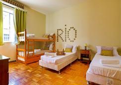 Beers Five Hostel - Rio de Janeiro - Bedroom