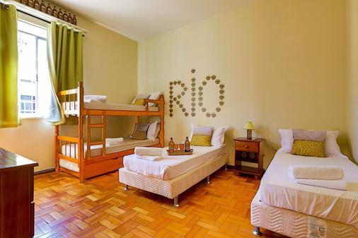 Beers Five Hostel House - Rio de Janeiro - Bedroom