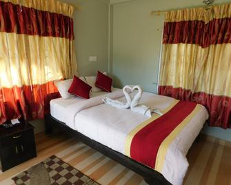 Harvest Moon Guest House - Pokhara - Bedroom