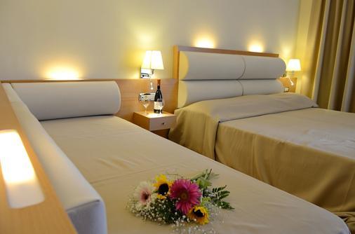 Maritina Hotel - Κως - Κρεβατοκάμαρα
