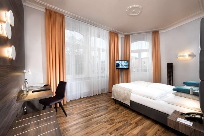 威廉選帝侯大街貝斯特韋斯特酒店 - 卡瑟爾 - 卡塞爾 - 臥室