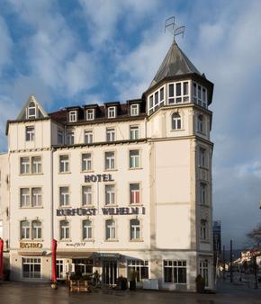 Best Western Hotel Kurfürst Wilhelm I - Kassel - Gebäude