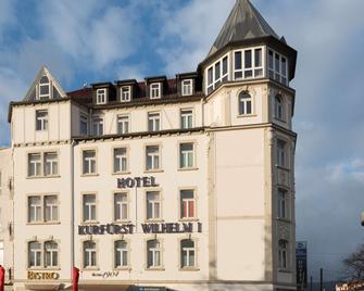 Best Western Hotel Kurfürst Wilhelm I - Kassel - Edificio