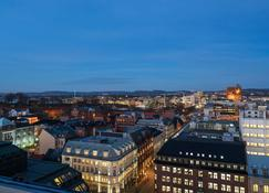 Thon Hotel Panorama - Oslo - Outdoors view