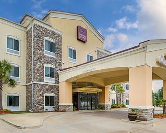 Comfort Suites Leesville - Leesville - Building