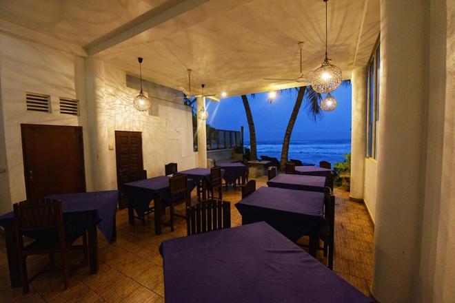 Blue Sky Beach Resort - Galle - Restaurant
