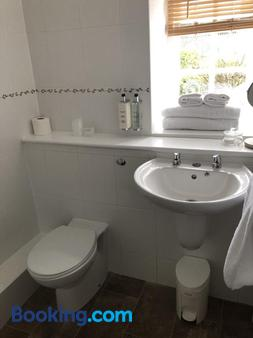 The George At Nunney - Frome - Bathroom