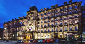 Royal Station Hotel - Newcastle-upon-Tyne - Edificio