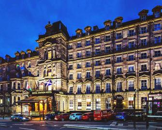 Royal Station Hotel - Newcastle upon Tyne - Gebouw