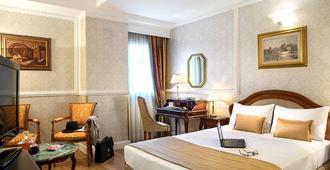 Mediterranean Palace Hotel - Thessaloniki - Bedroom