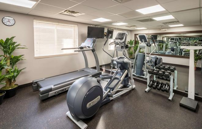 Country Inn & Suites Rochester-Pittsford - Rochester - Gym