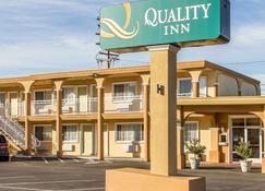Quality Inn Ukiah - Ukiah - Rakennus