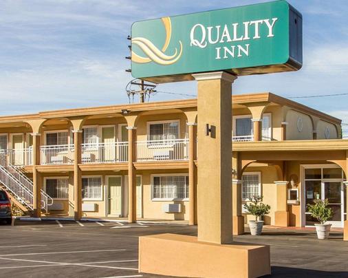 Quality Inn Ukiah - Ukiah - Κτίριο
