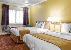 Quality Inn Ukiah - Ukiah - Κρεβατοκάμαρα