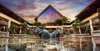 Universal's Loews Royal Pacific Resort - אורלנדו - בניין