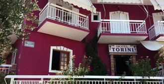 Hotel Torini - Parga - Building