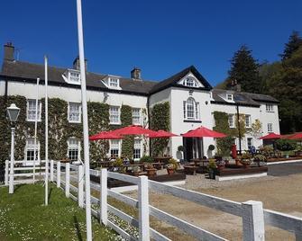 Llwyngwair Manor - Newport (Pembrokeshire) - Edificio