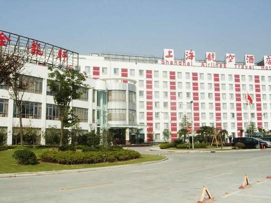 Shanghai Airlines Travel Hotel - Shanghai - Building