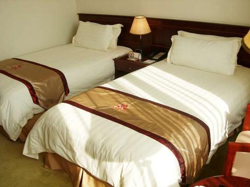 上海航空酒店浦東機場店 - 上海 - 臥室