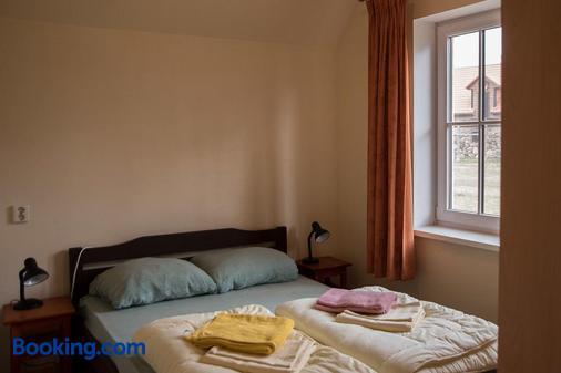 Fox House - Kuldīga - Bedroom