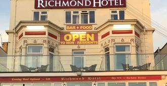 Richmond Hotel - Guest house - Weston-super-Mare - Rakennus