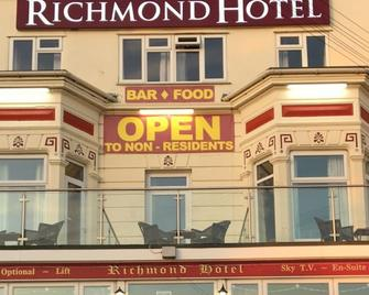 Richmond Hotel - Guest house - Weston-super-Mare - Toà nhà