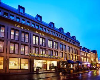 Amrâth Grand Hotel Frans Hals - Haarlem - Gebouw