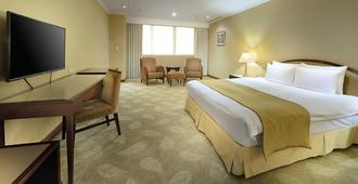 Le Midi Hotel Jungli - Taoyuan City - Slaapkamer
