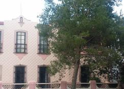 Casa de La Alameda - Zacatecas - Vista del exterior
