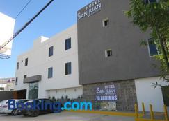 Hotel San Juan Periferico - Villahermosa - Edificio