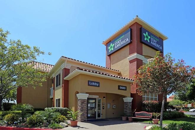 Extended Stay America San Diego - Sorrento Mesa - San Diego - Rakennus