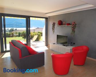 Residence Vr Lago - Gravedona - Wohnzimmer