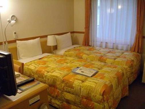Toyoko Inn Tokyo Nihombashi - Tokyo - Phòng ngủ