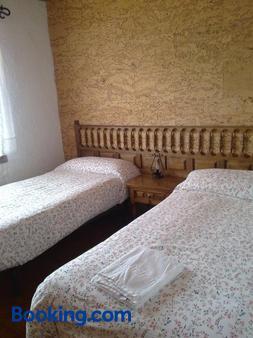 Terralta - Ribes de Freser - Bedroom