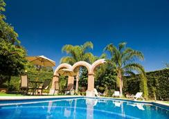 La Casa de Los Patios Hotel & Spa - Sayula - Pool